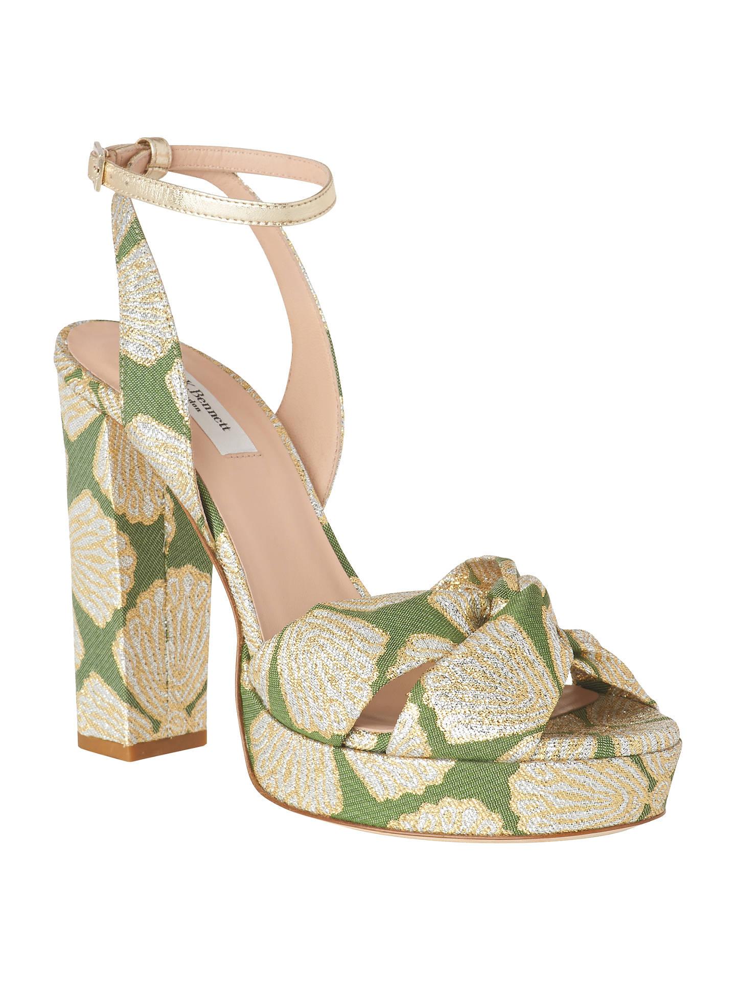 ca11e2d3977ba1 Buy L.K.Bennett Annabella High Block Heel Sandals