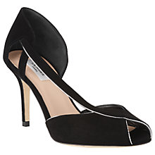 Buy L.K.Bennett Liya Peep Toe Sandals Online at johnlewis.com