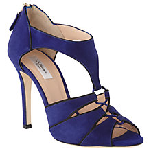 Buy L.K.Bennett Vanessa Stiletto Heel Open Toe Court Shoes Online at johnlewis.com