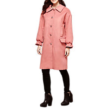 Buy Yumi Frilled Cuff Coat Online at johnlewis.com