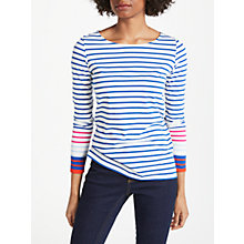 Buy Boden Long Sleeve Breton Top Online at johnlewis.com