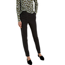 Buy White Stuff Ponte Treggings, Dark Grey Online at johnlewis.com