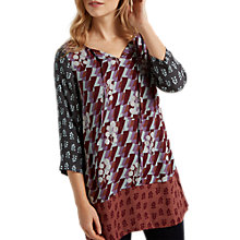 Buy White Stuff Artisan Printed Tunic Dress, Multi Online at johnlewis.com