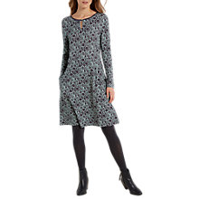 Buy White Stuff Batik Print Jersey Dress, Multi Online at johnlewis.com