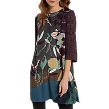 Buy White Stuff Kaoro Tunic Dress, Multi Online at johnlewis.com