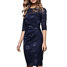 Buy Yumi Lace Front Gathered Dress Online at johnlewis.com