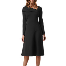 Buy L.K. Bennett Reema Dress, Black Online at johnlewis.com