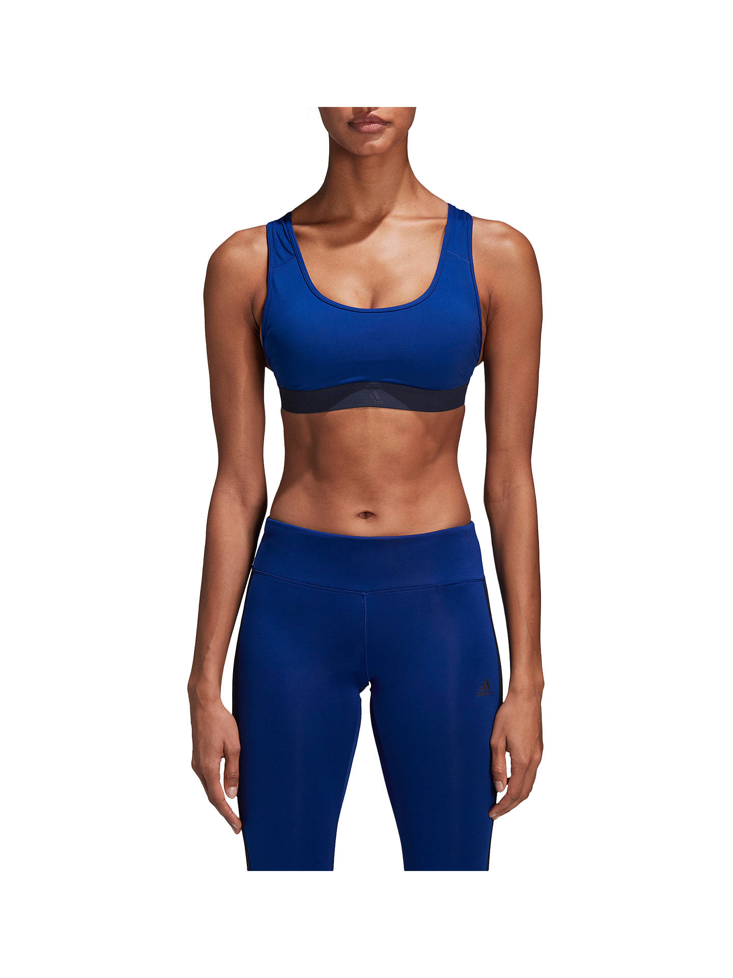Buy adidas Don't Rest X Sports Bra, Mystery Ink, XS Online at johnlewis.com