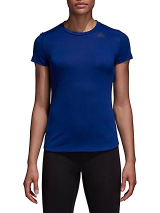 adidas Prime Short Sleeve Training T-Shirt, Mystery Ink