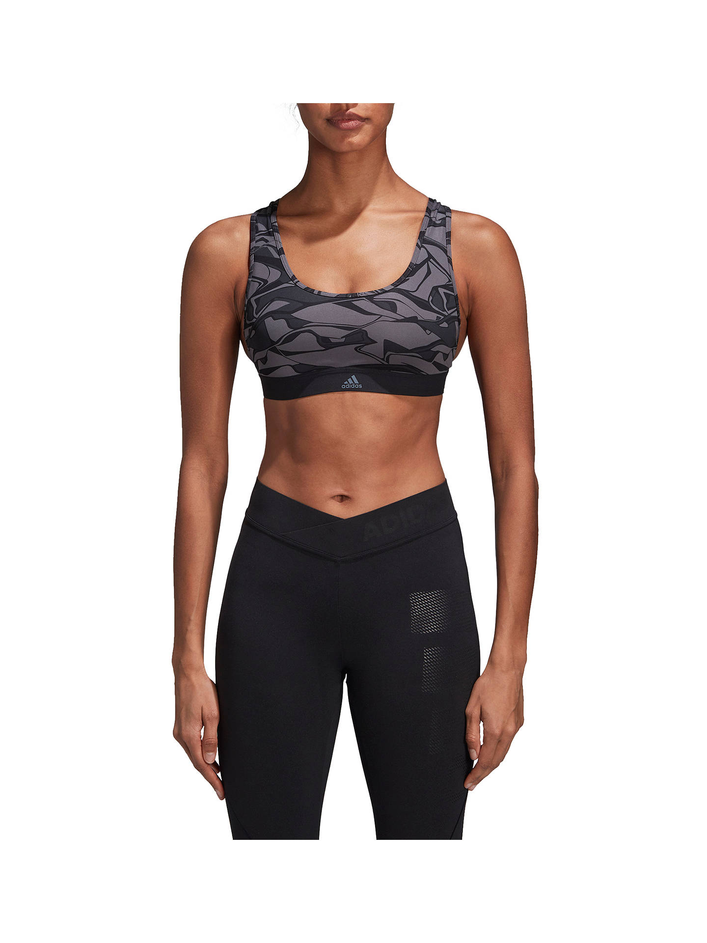 Buyadidas Don't Rest X Sports Bra, Multi, XS Online at johnlewis.com