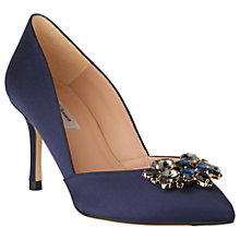 Buy L.K.Bennett Cristina Embellished Court Shoes Online at johnlewis.com