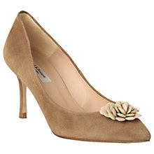 Buy L.K.Bennett Gisele Flower Court Shoes Online at johnlewis.com