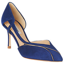 Buy L.K.Bennett Loretta Kitten Heel Open Court Shoes Online at johnlewis.com