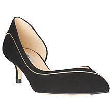 Buy L.K.Bennett Layla Kitten Heel Court Shoes Online at johnlewis.com