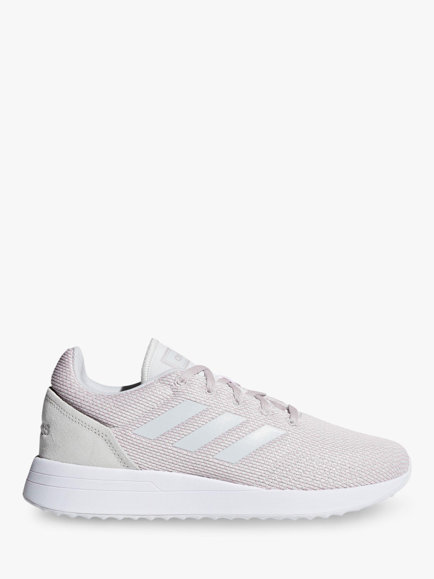 adidas light pink trainers