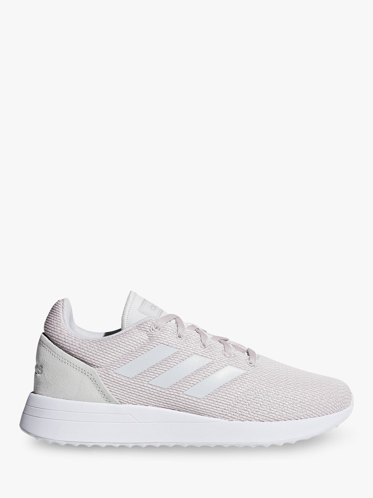 hot sale online 1a739 95912 Buy adidas Run 70s Women s Trainers, Crystal White, 4 Online at johnlewis.  ...
