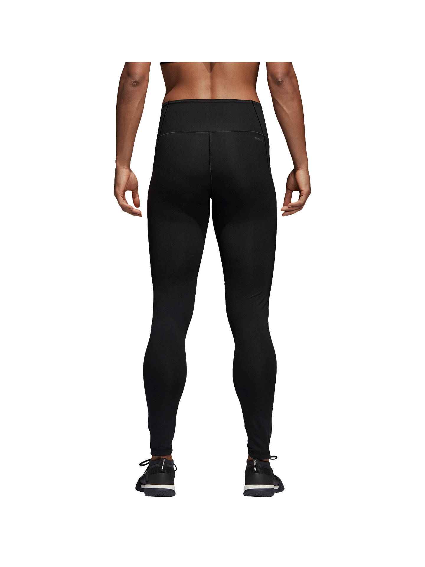 Buy adidas Training Ultimate High Training Tights, Black, XS Online at johnlewis.com