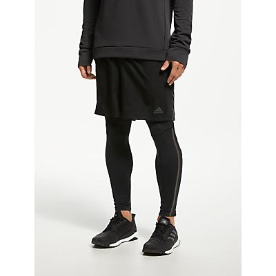 Product photo of Adidas supernova running leggings black