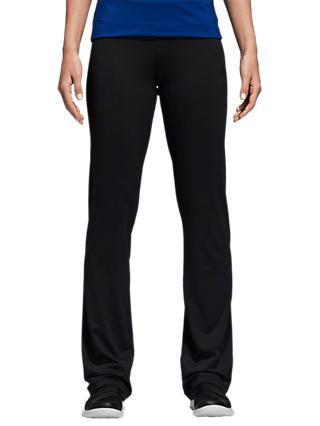 adidas D2M Brushed Training Trousers, Black