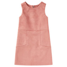 Buy Jigsaw Girls' Mini Suedette Dress Online at johnlewis.com