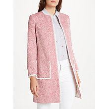 Buy Helene For Denim Wardrobe Alice Jacket, Red Chioggia Online at johnlewis.com