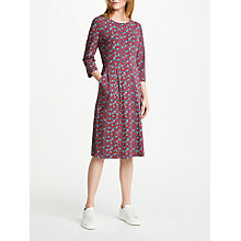 Buy Seasalt Malthouse Dress, Blueberries Aubergine Online at johnlewis.com