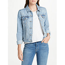 Buy Levi's Original Trucker Jacket, All Yours Online at johnlewis.com