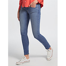 Buy Levi's 711 Mid Rise Skinny Jeans, Thirteen Online at johnlewis.com