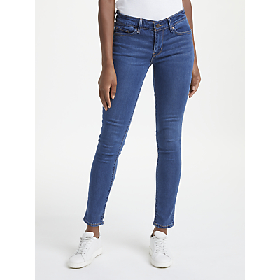 Levi's 714 Mid Rise Straight Jeans, Backtrack