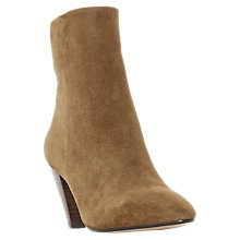 Buy Dune Perru Block Heeled Ankle Boots Online at johnlewis.com