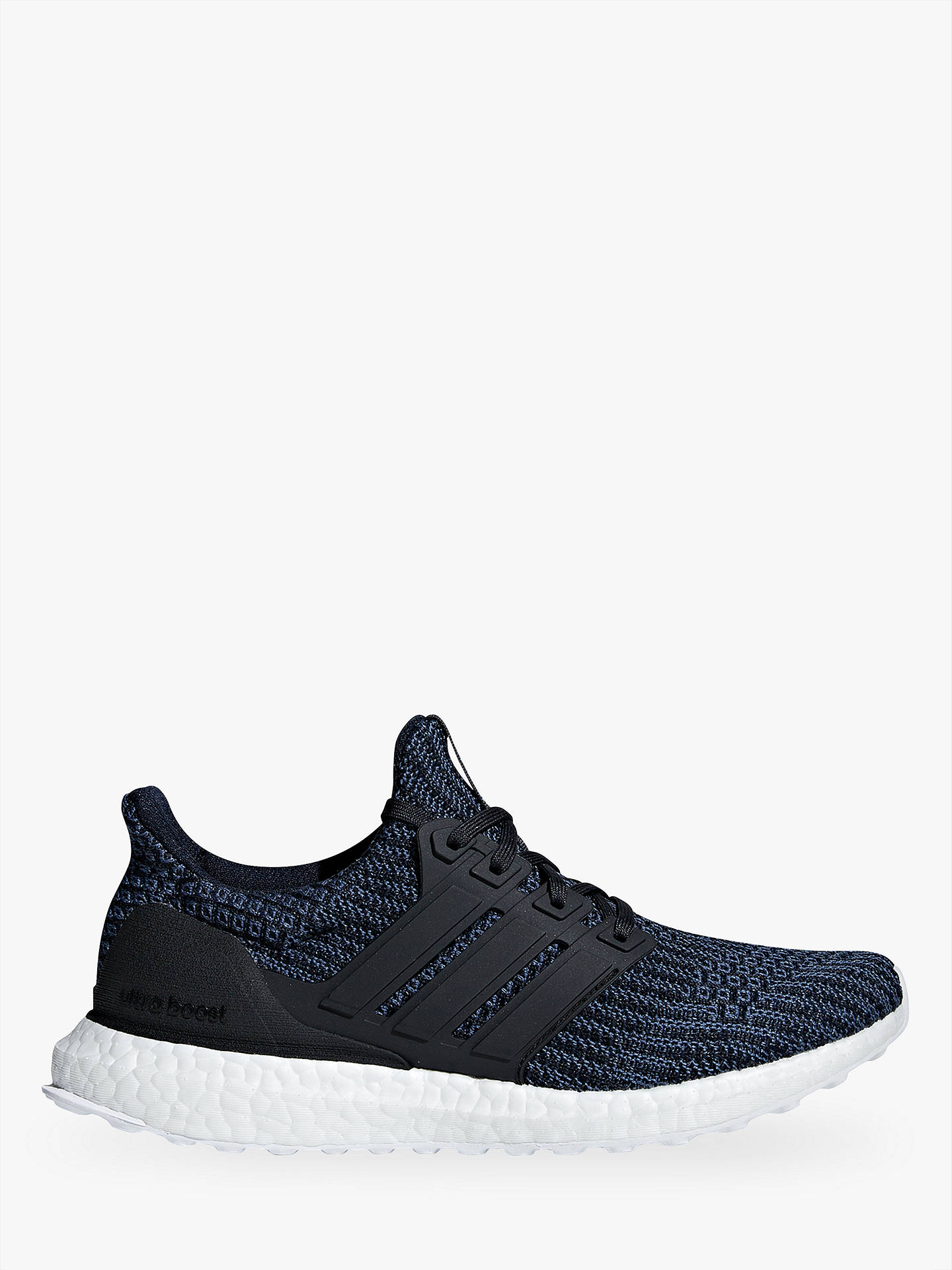 Buyadidas UltraBOOST Women's Running Shoes, Tech Ink/Carbon/Blue Spirit, 4 Online at johnlewis.com