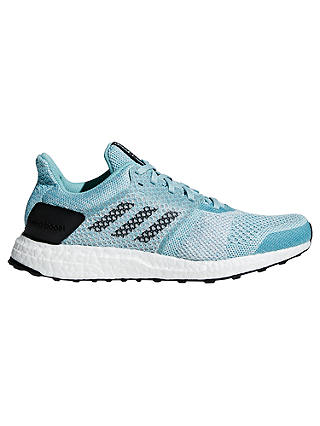 Buy adidas UltraBOOST ST Women's Running Shoes, Blue Spirit/White/Chalk Pearl, 4 Online at johnlewis.com