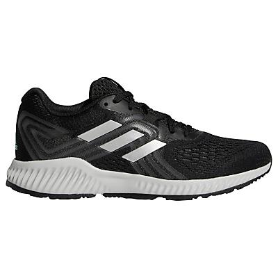 adidas Aerobounce 2 Women's Running Shoes, Core Black/Silver