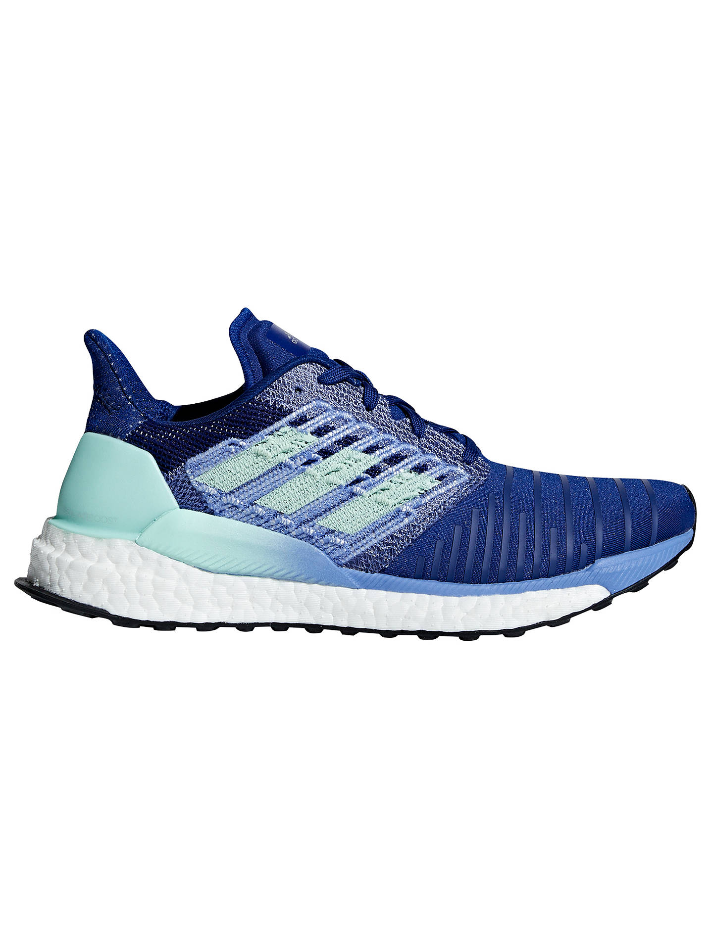 buy online e3bd3 9ed88 Buyadidas Solar Boost Womens Running Shoes, Mystery Ink, 6 Online at  johnlewis. ...