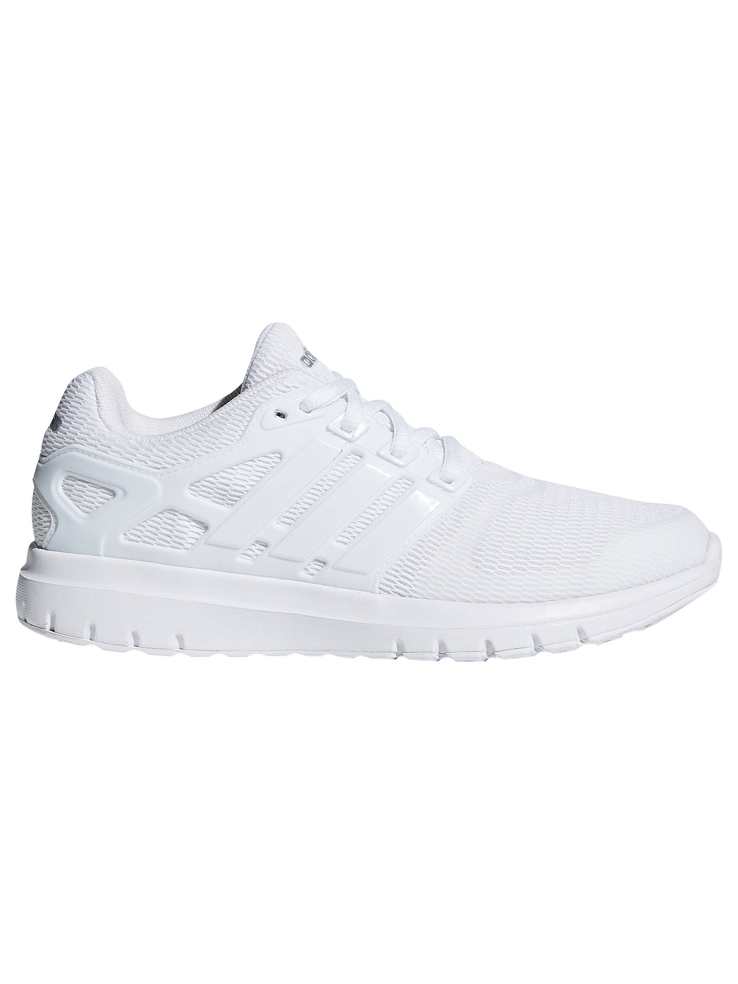Buyadidas Energy Cloud V Women's Running Shoes, White, 4 Online at johnlewis.com