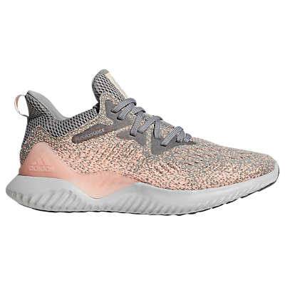 adidas Alphabounce Beyond Women's Running Shoes, Grey/Clear Orange