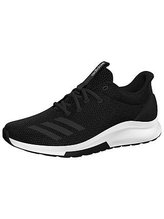 Buy adidas PureMotion Women's Running Trainers, Core Black, 4 Online at johnlewis.com