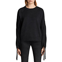 Buy AllSaints Ero Wool Jumper Online at johnlewis.com