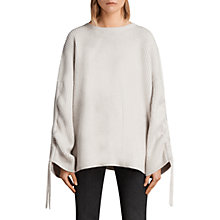 Buy AllSaints Roma Wool Rich Crew Jumper Online at johnlewis.com