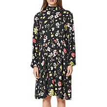 Buy Selected Femme Florisa Dress, Black Flower Online at johnlewis.com