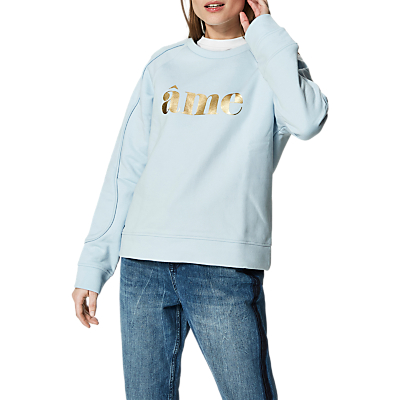 Product photo of Selected femme marny sweatshirt sky