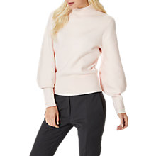 Buy Selected Femme Tanja Jumper, Heavenly Pink Online at johnlewis.com