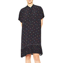 Buy PS Paul Smith Ice Lolly Print Dress, Black Online at johnlewis.com