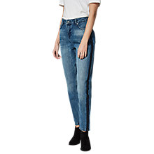 Buy Selected Femme Roy Boyfriend Jeans, Blue Denim Online at johnlewis.com
