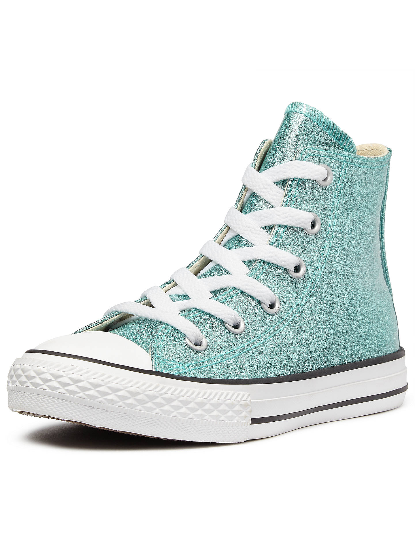 0a1359de09a0 ... Buy Converse Children s Chuck Taylor All Star Hi-Top Glitter Trainers