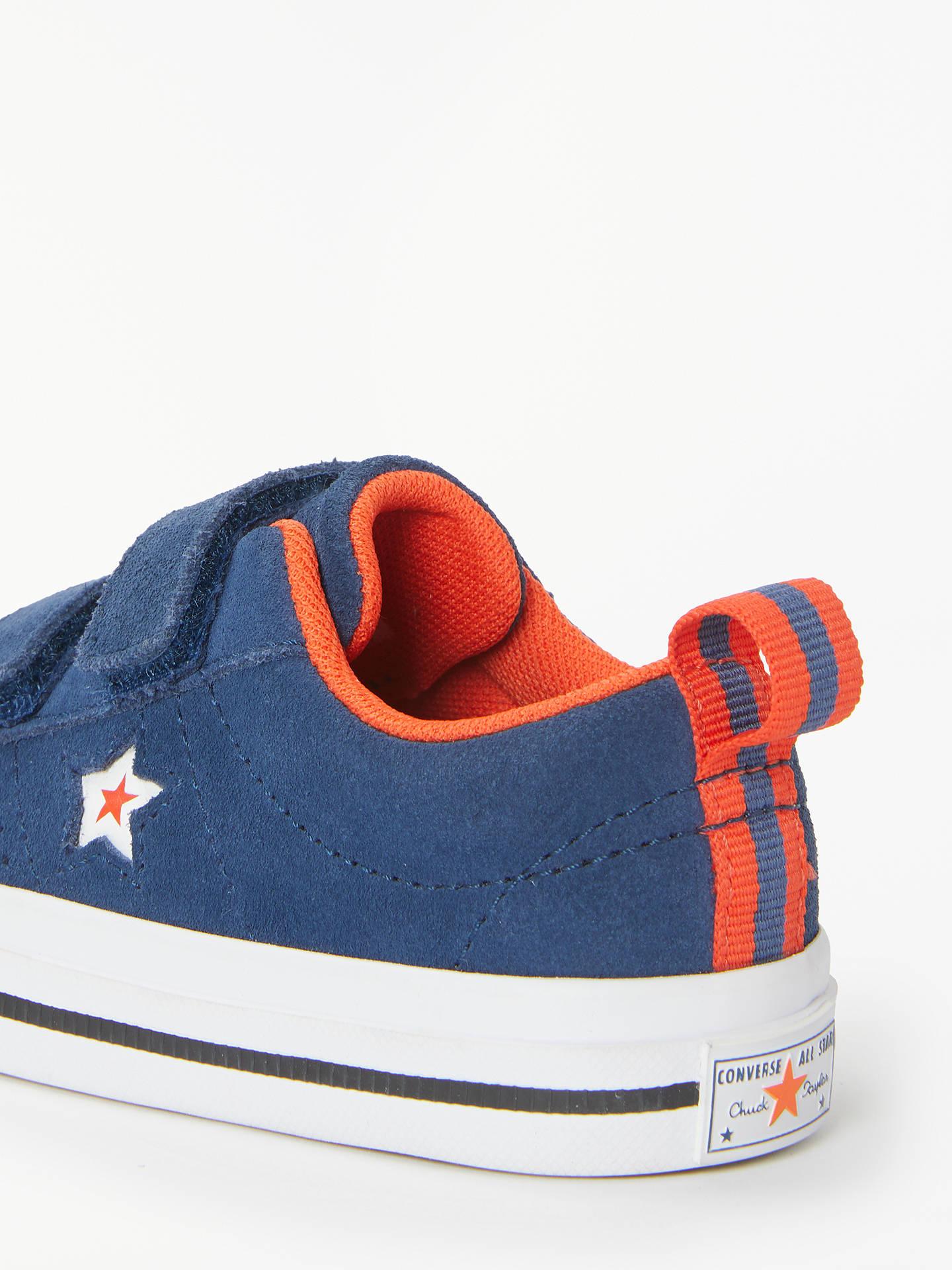 5c9dafd600eb ... Buy Converse Children s One Star Trainers