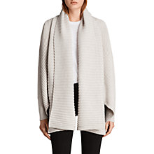 Buy AllSaints Sefir Chunky Cardigan Online at johnlewis.com