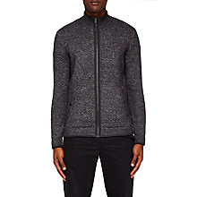 Buy Ted Baker Kulfi Full Zip Textured Cardigan Online at johnlewis.com