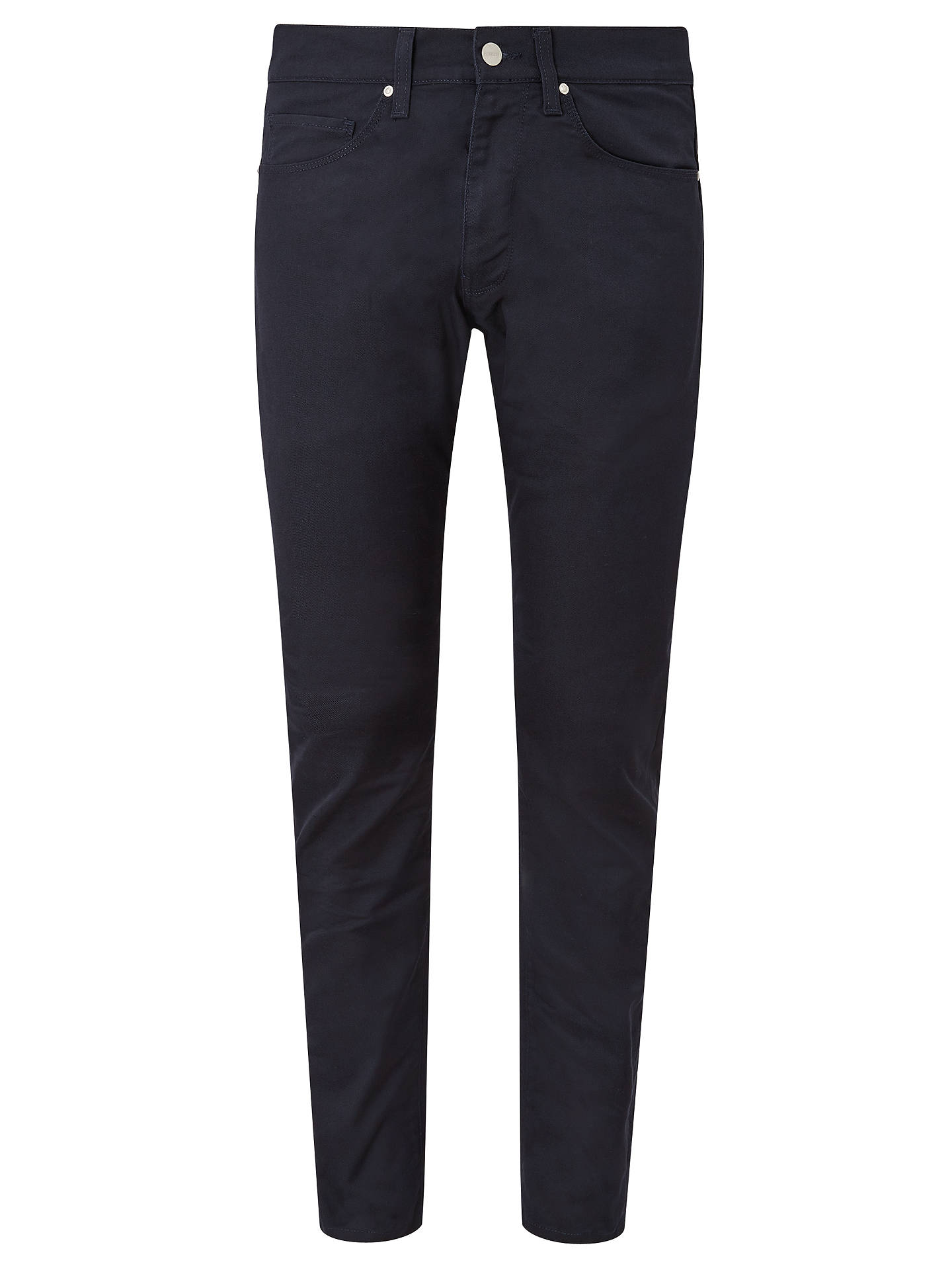 BuyCarhartt WIP Vicious Trousers, Dark Navy, 30R Online at johnlewis.com