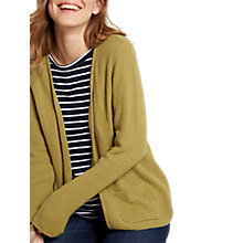 Buy White Stuff Whirly Cardigan, Green Online at johnlewis.com